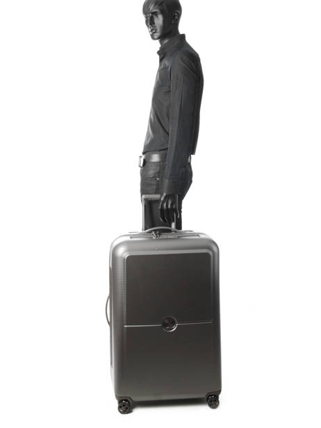 Hardside Luggage Turenne Delsey Black turenne 1621821 other view 6