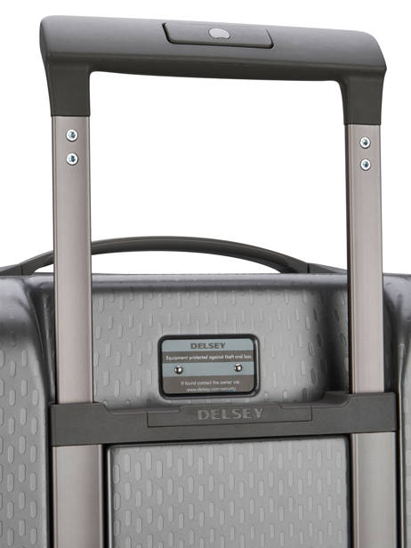 Hardside Luggage Turenne Delsey Black turenne 1621821 other view 1