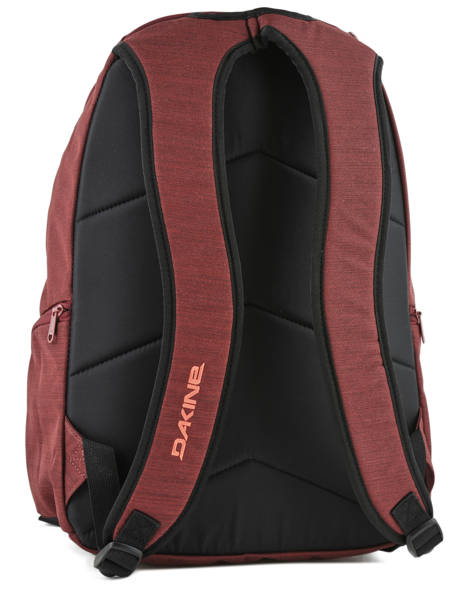 Sac à Dos 1 Compartiment + Pc 14'' Dakine Rouge girl packs 8210-025 vue secondaire 3