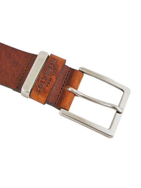 Ceinture Redskins Marron belt FARGO vue secondaire 1