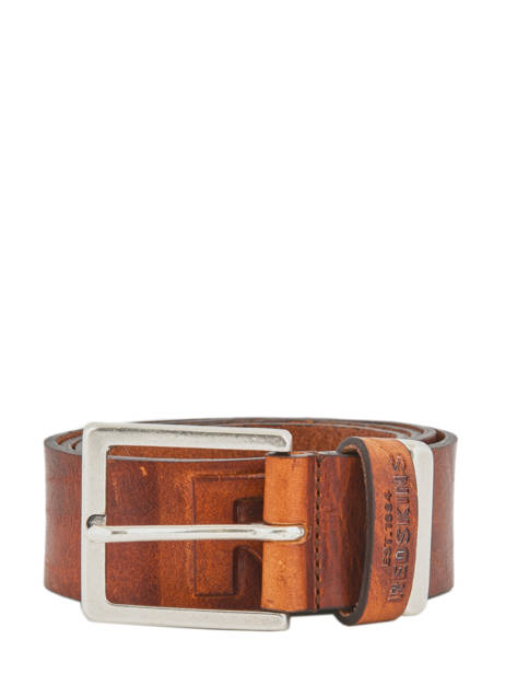 Ceinture Redskins Marron belt FARGO