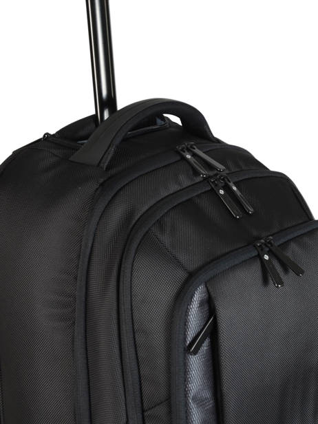 Backpack Samsonite Black cityscape 41D105 other view 1