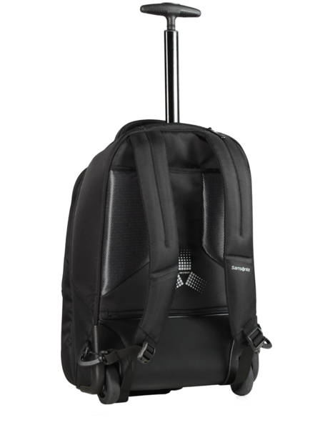 Backpack Samsonite Black cityscape 41D105 other view 4