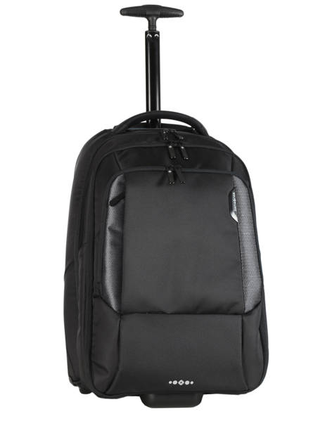 Backpack Samsonite Black cityscape 41D105