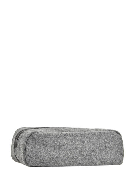 Trousse 1 Compartiment Schott Gris college 18-11728 vue secondaire 2
