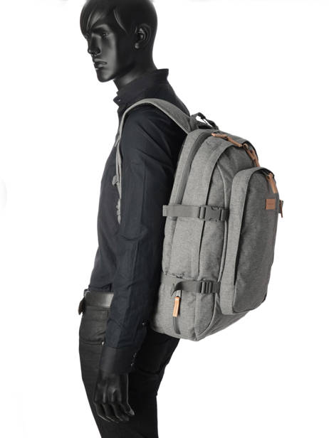 Sac à Dos Business Evanz + Pc 15'' Eastpak Gris core series K221 vue secondaire 2