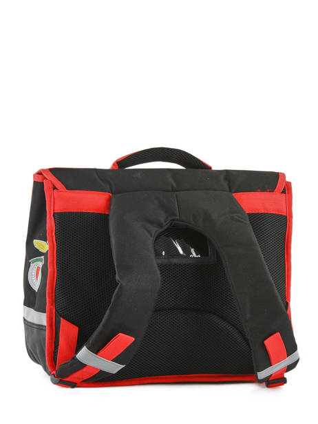 Satchel 2 Compartments Benfica Multicolor sl benfica 173E203S other view 3