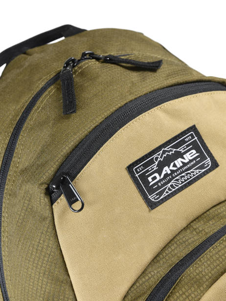 Sac à Dos 1 Compartiment + Pc 14'' Dakine Noir street packs 8130-056 vue secondaire 1