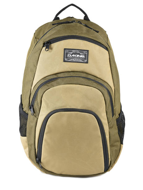 Sac à Dos 1 Compartiment + Pc 14'' Dakine Noir street packs 8130-056