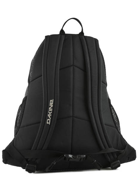 Backpack 1 Compartment Dakine Black street packs 8130-060 other view 3