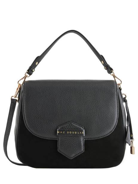 Shoulder Bag Romy Leather Mac douglas Black romy GIEROM-M