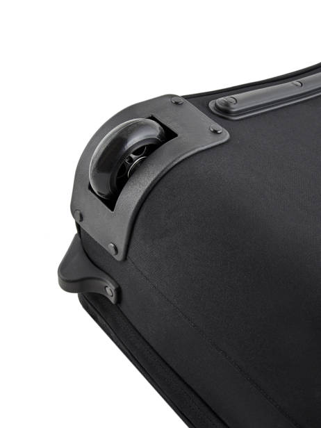 Cabin Luggage Eastpak Black authentic luggage K36D other view 2