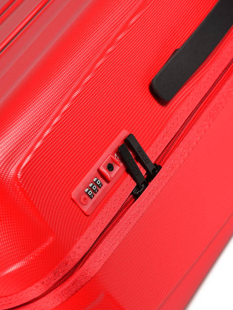 Hardside Luggage Tanoma Jump Red tanoma 3201 other view 1