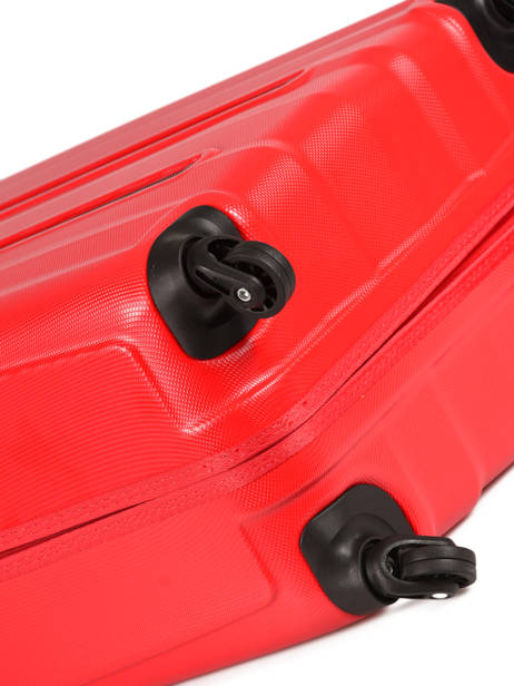 Hardside Luggage Tanoma Jump Red tanoma 3201 other view 2