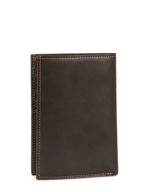 Wallet Leather Wylson Brown rio W8190-9 other view 2