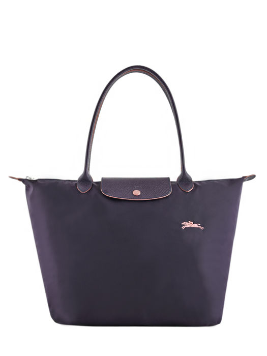 Longchamp Le pliage club Besaces Rouge