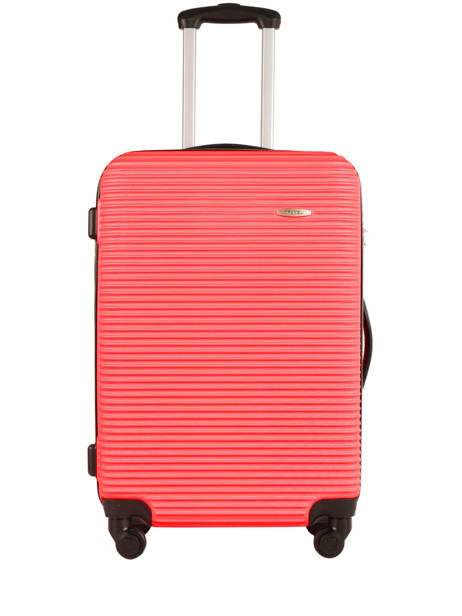 Valise Rigide Madrid Travel Rouge madrid IG1701-M