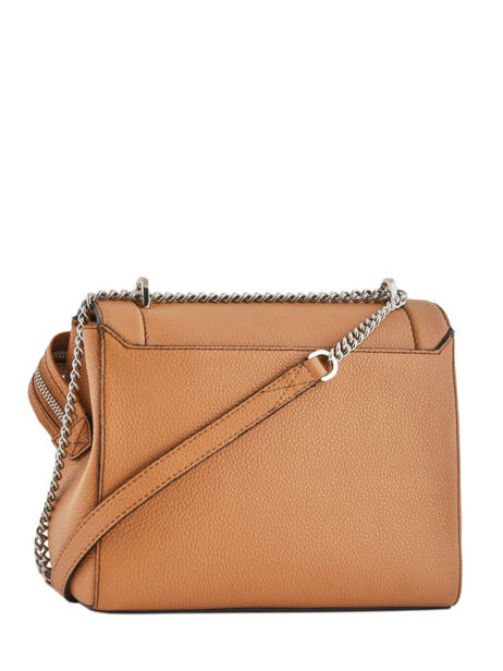 Top Handle M Ninon Leather Lancel Brown ninon A09222 other view 3