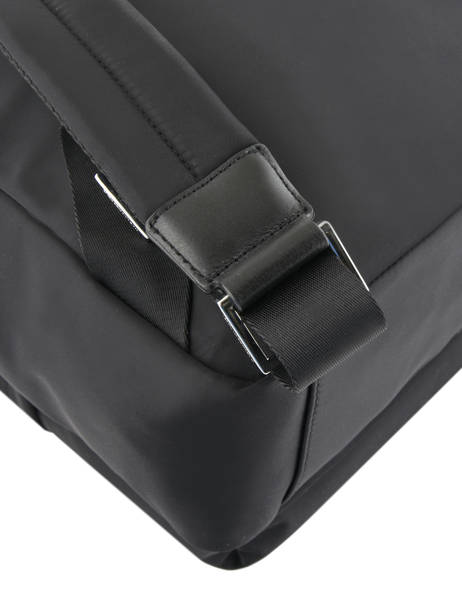 Sac à Dos Business A4 + Pc 15'' Karl lagerfeld Noir k ikonic 86KW3087 vue secondaire 2