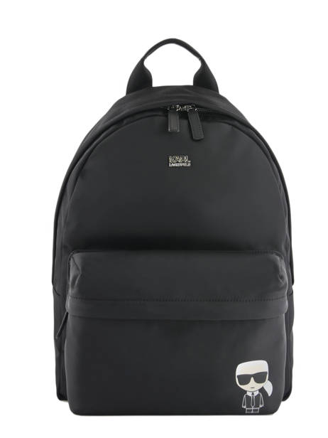 Sac à Dos Business A4 + Pc 15'' Karl lagerfeld Noir k ikonic 86KW3087