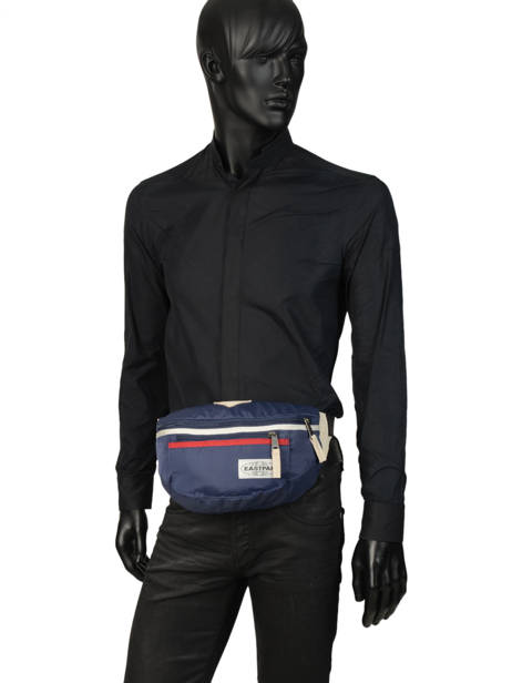 Fanny Pack Eastpak Blue into the out K016INTO other view 3
