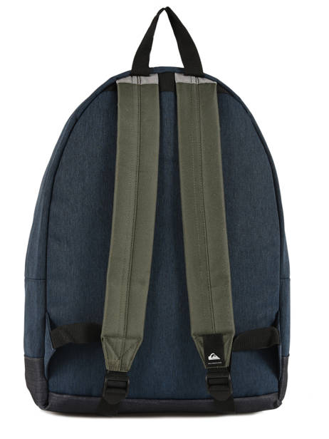 Sac à Dos 1 Compartiment Quiksilver Bleu youth access QYBP3478 vue secondaire 3