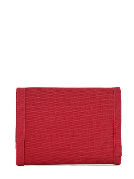 Levi's Original Wallet Levi's Red wallet 228889 other view 1