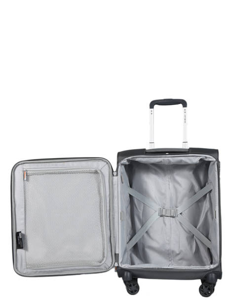 Valise Cabine Samsonite Gris popsoda CT4003 vue secondaire 5