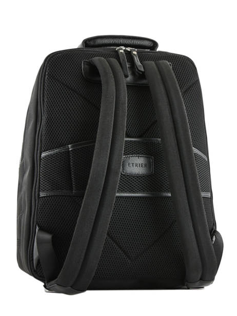 Backpack Light 3 Compartments Etrier Black light ELIG01 other view 3