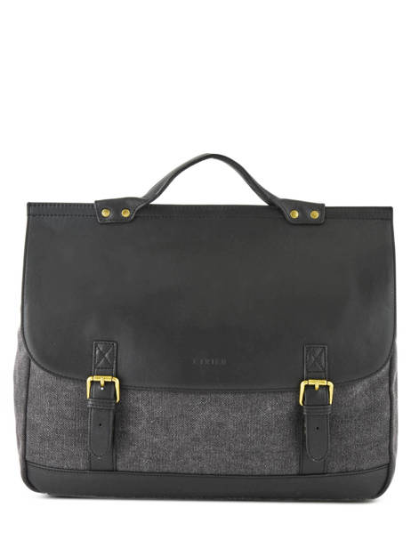 Messenger Bag Harbor Etrier Black harbor EHAR01