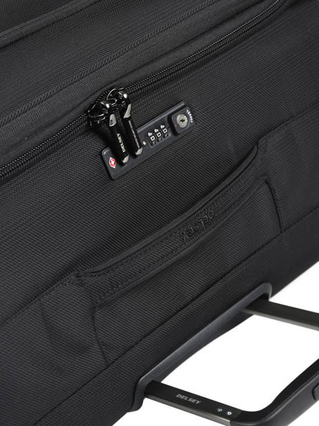 Softside Luggage Montmartre Air 2.0 Delsey Black montmartre air 2.0 2352810 other view 1