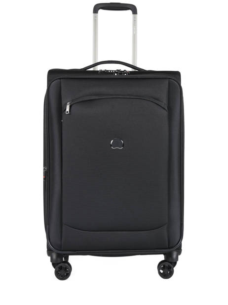 Softside Luggage Montmartre Air 2.0 Delsey Black montmartre air 2.0 2352810