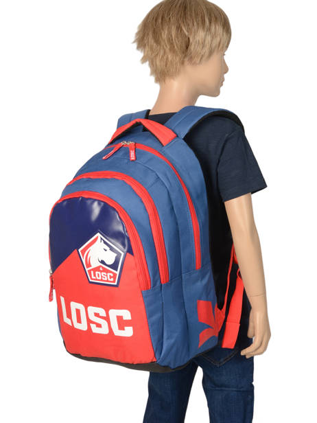 Backpack Losc lille Blue los 193L204I other view 3
