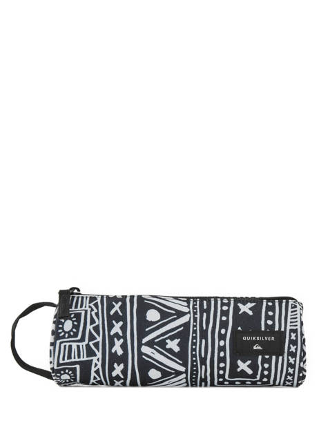 Trousse 1 Compartiment Pencilo Print Quiksilver Multicolore youth access kids QBAA3071