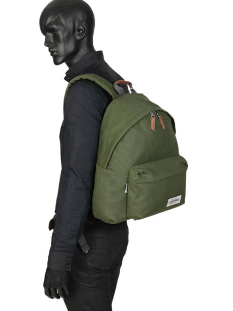 Backpack Opgrade + 15'' Pc Eastpak Green authentic opgrade K620OPGR other view 2