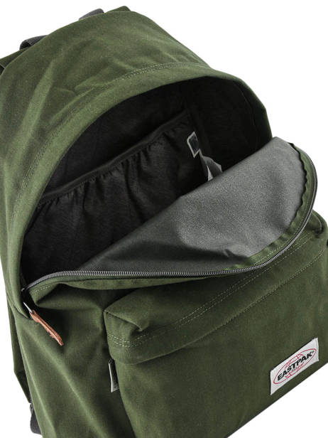 Backpack Opgrade + 15'' Pc Eastpak Green authentic opgrade K620OPGR other view 4