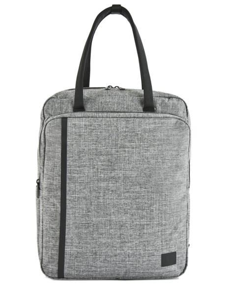 Backpack 2 Compartments + 15'' Pc Herschel Gray classic business 10669