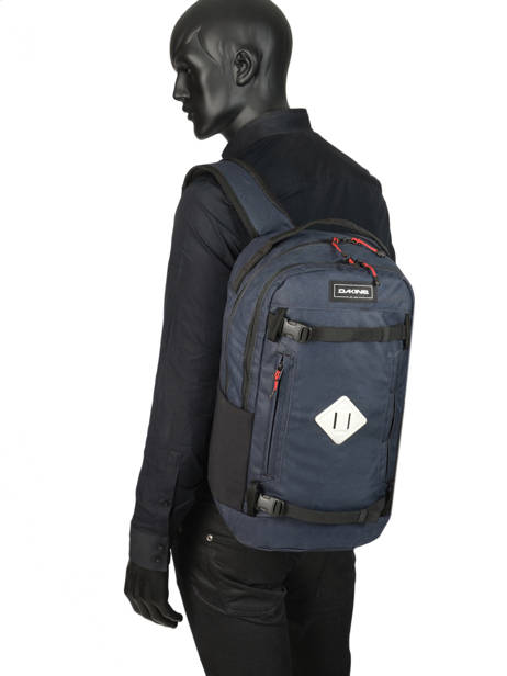 Backpack 2 Compartments + 15'' Pc Dakine Blue urban 10002625 other view 3