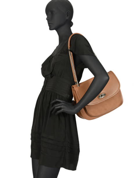 Crossbody Bag Dune Bi Janis Leather Lancaster Brown dune bi janis 529-42 other view 1