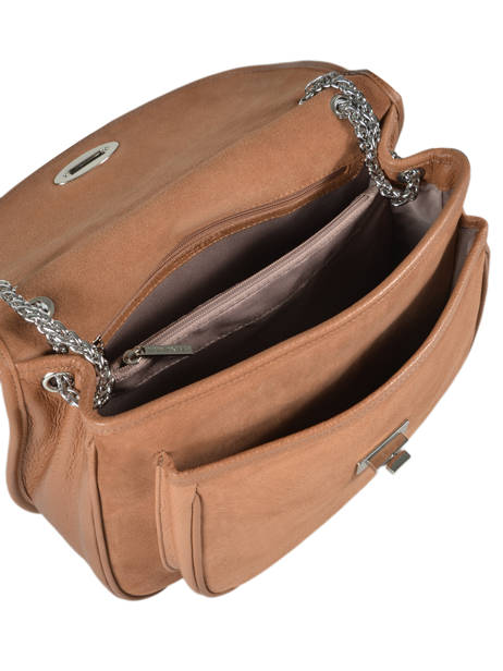 Crossbody Bag Dune Bi Janis Leather Lancaster Brown dune bi janis 529-42 other view 4