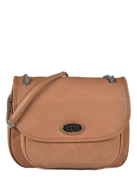 Crossbody Bag Dune Bi Janis Leather Lancaster Brown dune bi janis 529-42