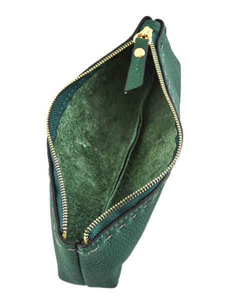 Case Leather Etrier Green tradition EHER93 other view 2