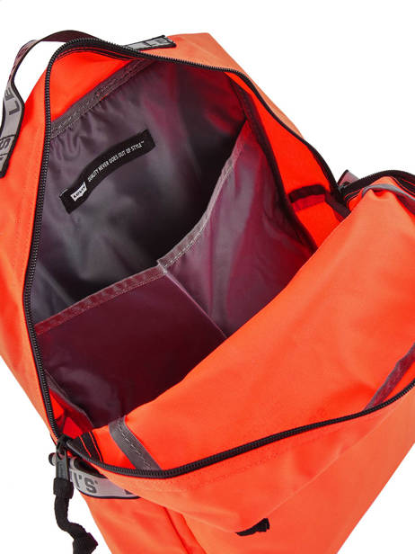 Backpack 1 Compartment + 15'' Pc Levi's Orange l pack 230809 other view 4