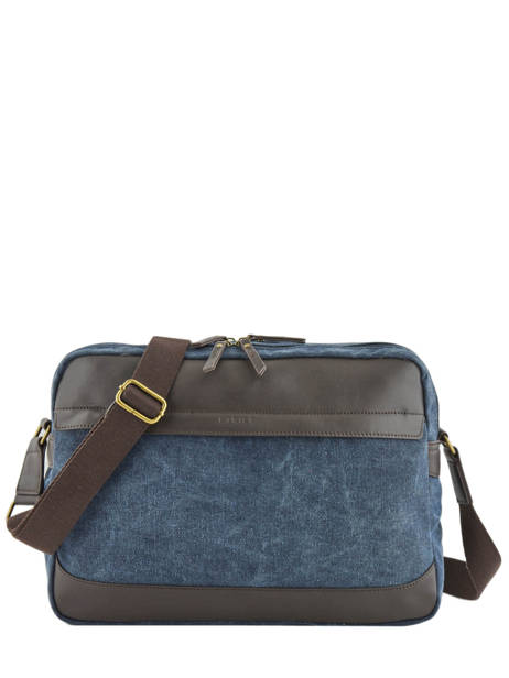 Messenger Bag Harbor 2 Compartments Etrier Blue harbor EHAR05
