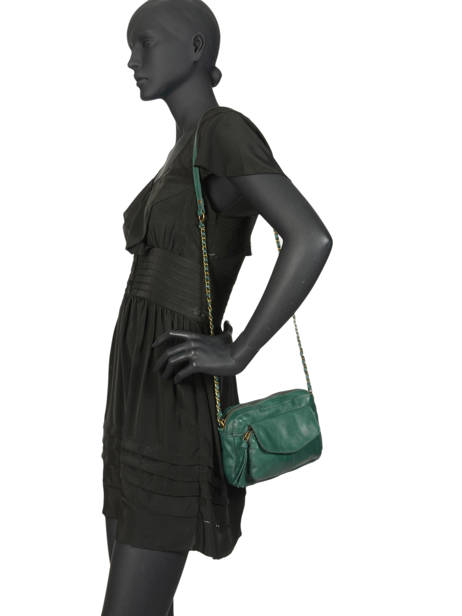 Crossbody Bag Pieces Green naina 17063358 other view 3