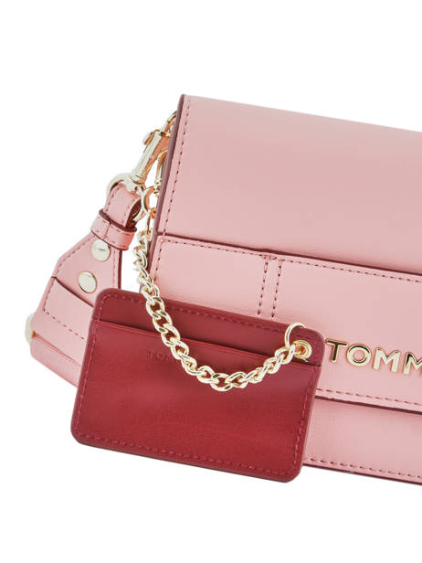 Sac Bandoulière Statement Tommy hilfiger Rose statement AW07333 vue secondaire 1