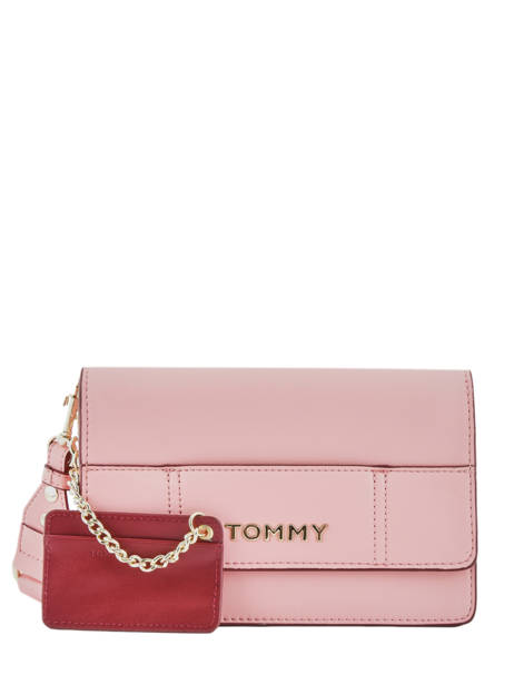 Sac Bandoulière Statement Tommy hilfiger Rose statement AW07333
