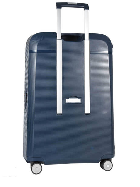 Hardside Luggage Magnum Samsonite Blue magnum CK6003 other view 4