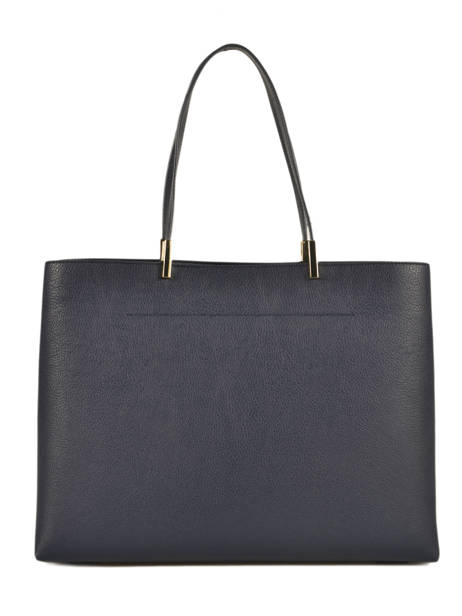 Sac Shopping A4 Th Core Tommy hilfiger Bleu th core AW08095 vue secondaire 3