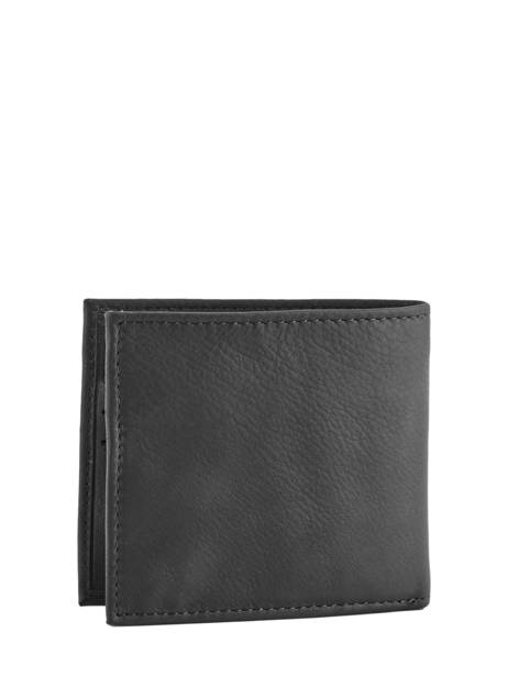 Leather Wallet Heritage Logo Levi's Black clairview 222539 other view 1
